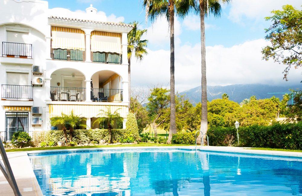 La Siesta – 2 Bedroom ground floor apartment on Mijas Golf
