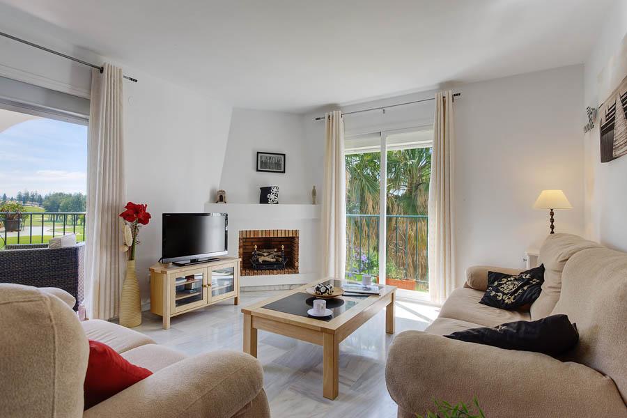 3 Bedroom Penthouse Apartment Rental – La Siesta Mijas Golf