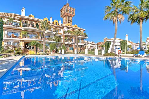 2 Bedroom Apartment Holiday Rental – Pueblo Aida Mijas Golf