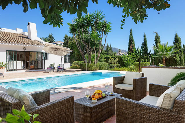 3 Bedroom, Golf Villa in Campo Mijas