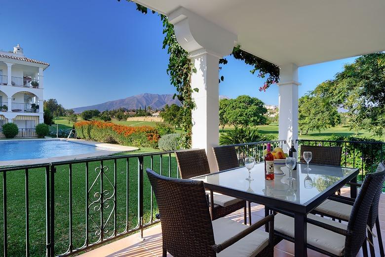 3 Bedroom Ground Floor Apartment – La Siesta Mijas Golf