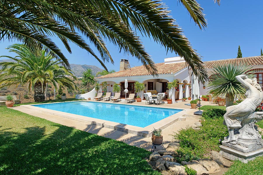 Bryn Gwyn – Spacious 3-Bedroom Holiday Villa Mijas Golf