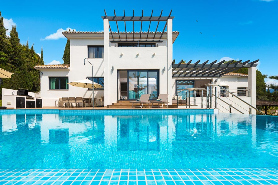 Luz De Verano – Luxury 6 Bedroom Villa Rental Mijas Golf