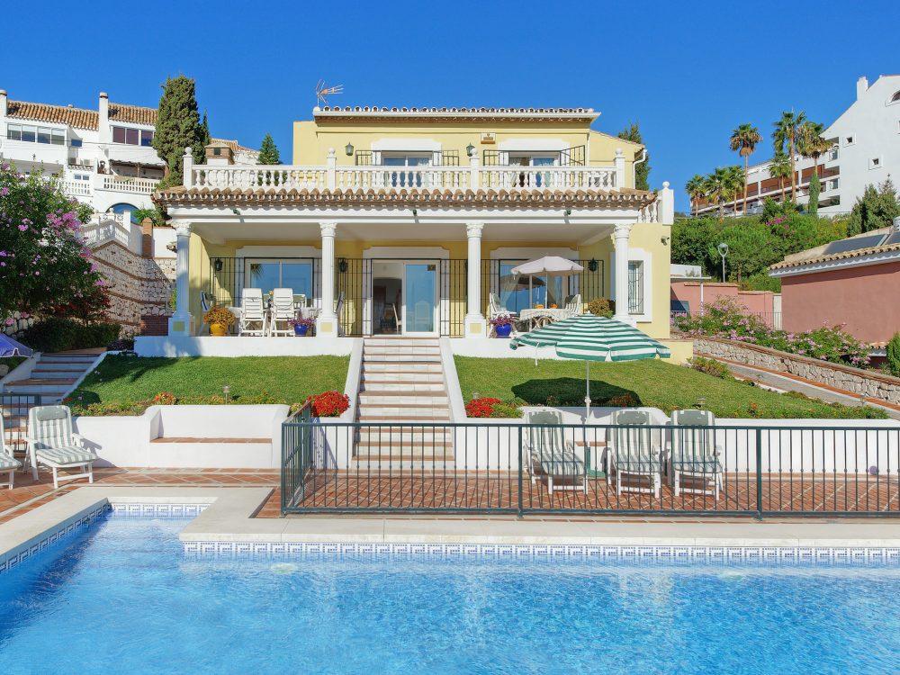 Villa Francesca – 4 bedroom Villa on Mijas Golf