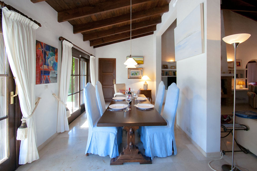 Casa 204 - 3 bedroom Villa in Elviria