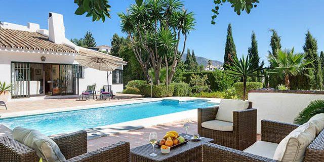3 Bedroom, Golf Villa in Campo Mijas